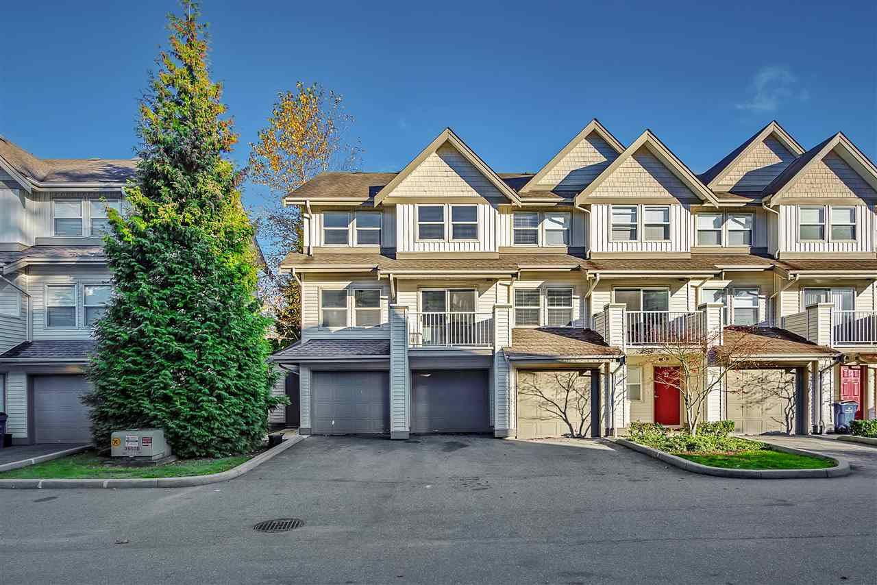 """Main Photo: 34 1260 RIVERSIDE Drive in Port Coquitlam: Riverwood Townhouse for sale in """"NORTHVIEW PLACE"""" : MLS®# R2359721"""