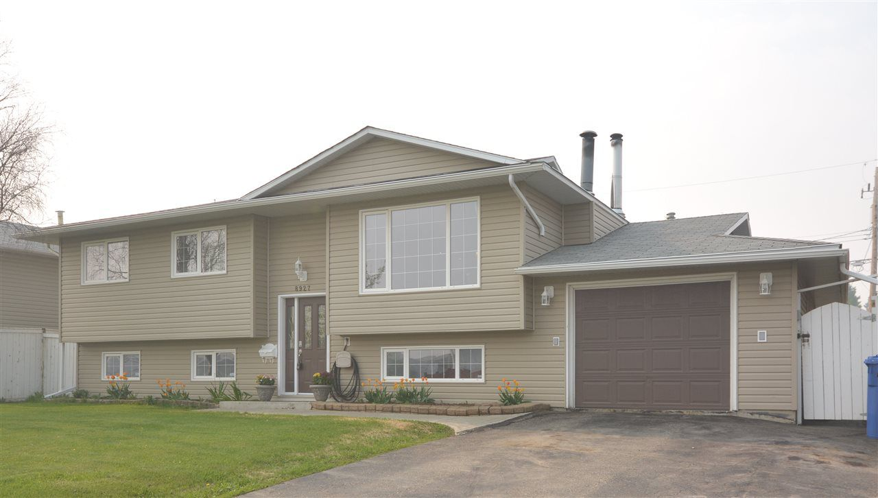 Main Photo: 8927 117 Avenue in Fort St. John: Fort St. John - City NE House for sale (Fort St. John (Zone 60))  : MLS®# R2362978