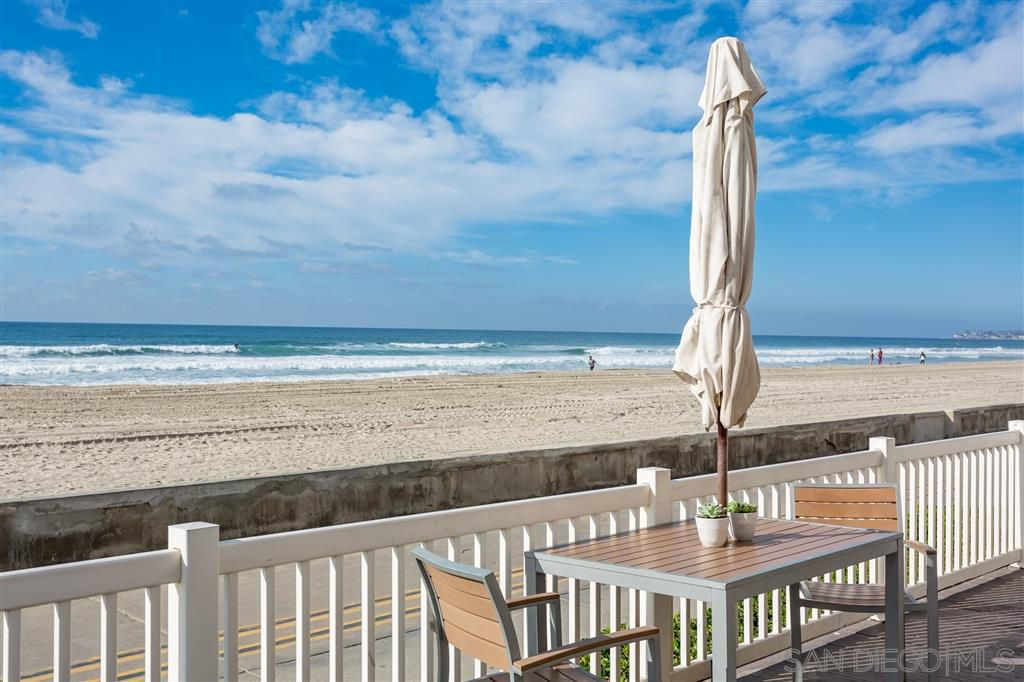 Main Photo: MISSION BEACH Condo for sale : 2 bedrooms : 3253 Ocean Front Walk in San Diego