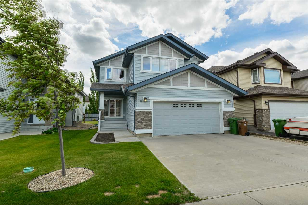 Main Photo: 31 NORWOOD Close: St. Albert House for sale : MLS®# E4161657