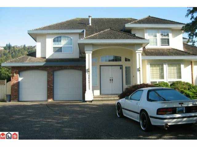 Main Photo: 2043 JORDAN Place in Abbotsford: Abbotsford East House for sale : MLS®# F1125853