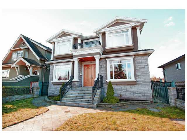 Main Photo: 3975 GLENDALE Street in Vancouver: Renfrew Heights House for sale (Vancouver East)  : MLS®# V922471