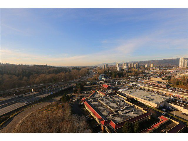 Main Photo: 2003 555 DELESTRE Avenue in Coquitlam: Coquitlam West Condo for sale : MLS®# V982877