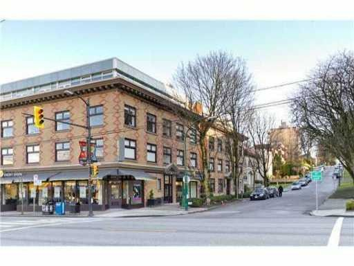 "Main Photo: 311 1477 W 15TH Avenue in Vancouver: Fairview VW Condo for sale in ""SHAUGHNESSY MANSION"" (Vancouver West)  : MLS®# V1059723"