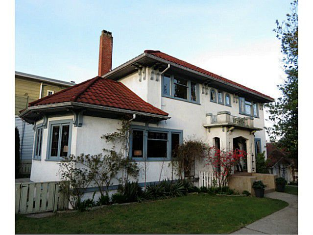 Main Photo: 2111 KITCHENER Street in Vancouver: Grandview VE House for sale (Vancouver East)  : MLS®# V1109497