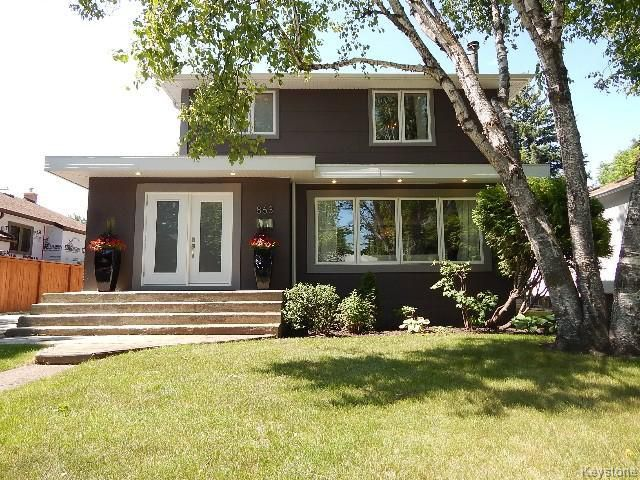 Main Photo: 863 Wicklow Street in WINNIPEG: Fort Garry / Whyte Ridge / St Norbert Residential for sale (South Winnipeg)  : MLS®# 1519097