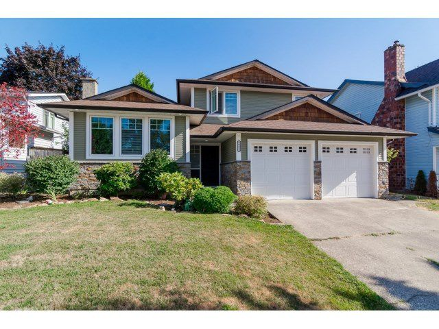 Main Photo: 26455 28A Avenue in Langley: Aldergrove Langley House for sale : MLS®# F1448708