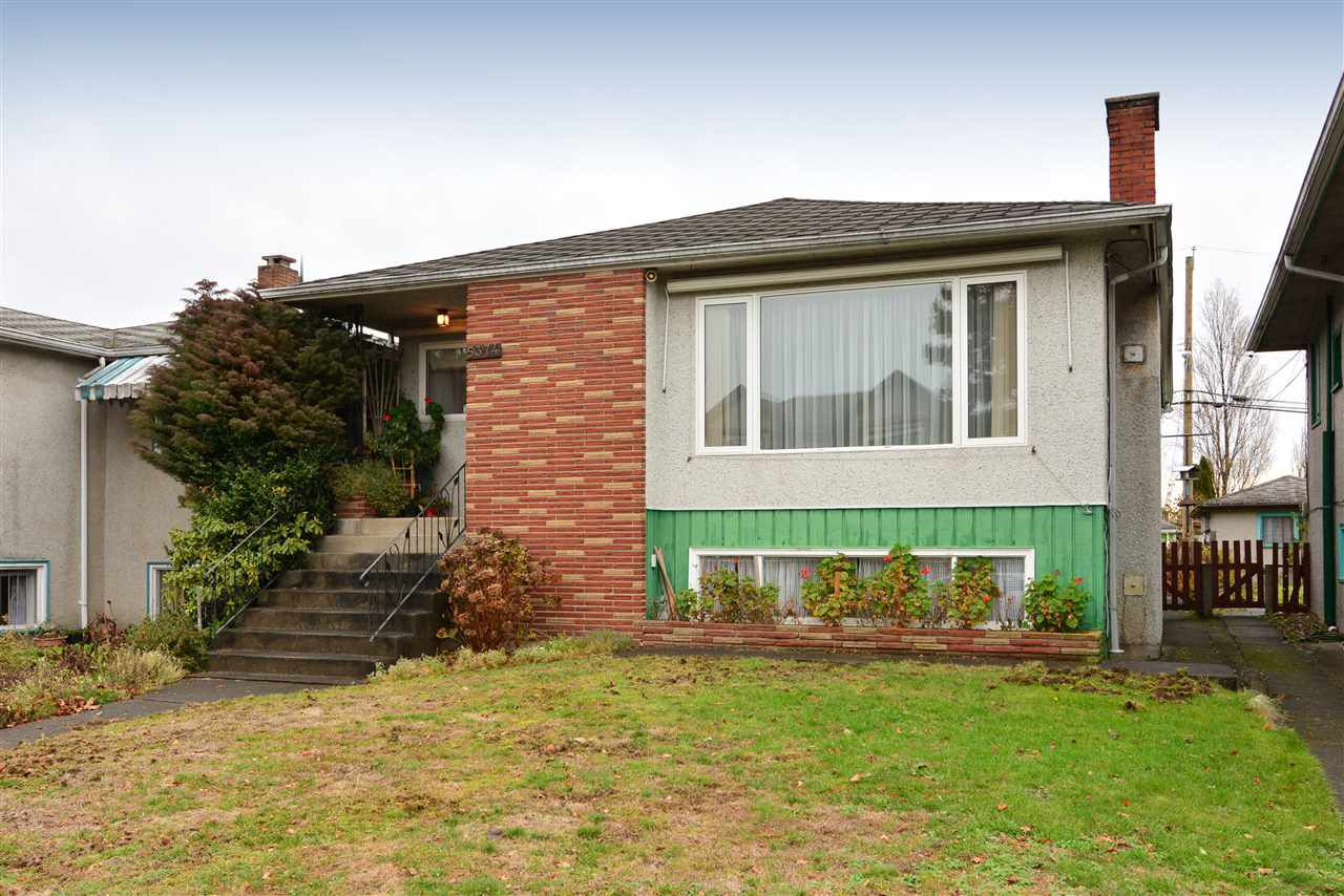 Main Photo: 5374 CULLODEN Street in Vancouver: Knight House for sale (Vancouver East)  : MLS®# R2018666