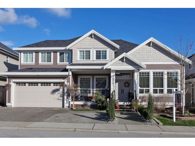 """Main Photo: 7256 202 Street in Langley: Willoughby Heights House for sale in """"JERICHO RIDGE"""" : MLS®# R2038547"""