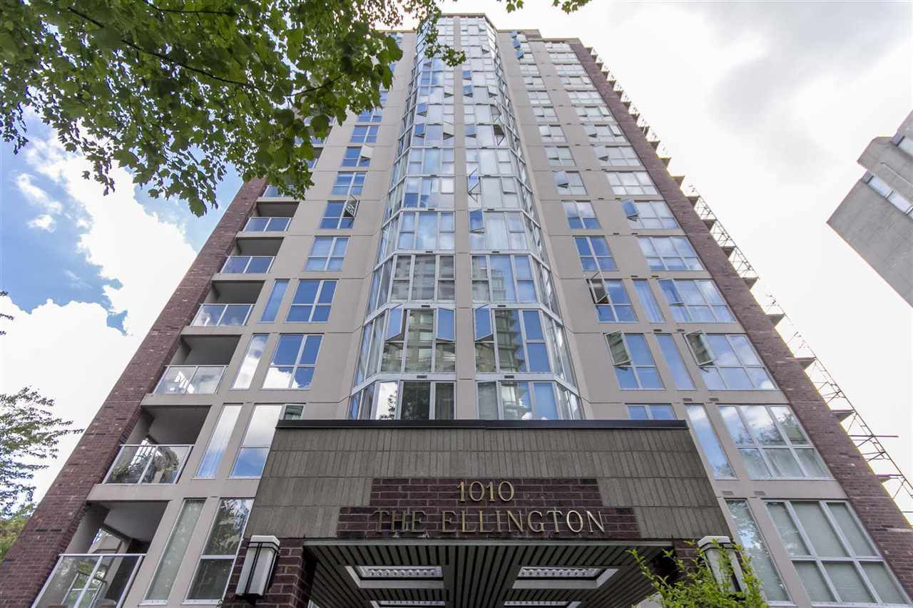 """Main Photo: 1201 1010 BURNABY Street in Vancouver: West End VW Condo for sale in """"THE ELLINGTON"""" (Vancouver West)  : MLS®# R2080634"""