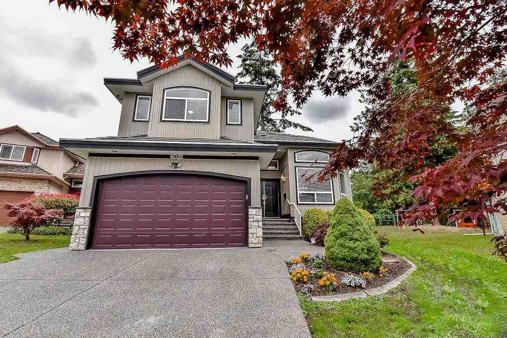 "Main Photo: 8022 159 Street in Surrey: Fleetwood Tynehead House for sale in ""FLEETWOOD"" : MLS®# R2087910"