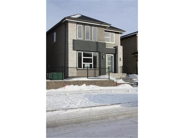Main Photo: 93 Edward Turner Drive in Winnipeg: Sage Creek Residential for sale (2K)  : MLS®# 1704164