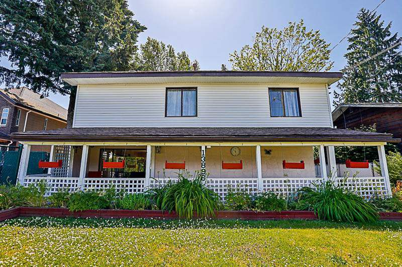 Main Photo: 13896 GROSVENOR ROAD in Surrey: Bolivar Heights House for sale (North Surrey)  : MLS®# R2180726