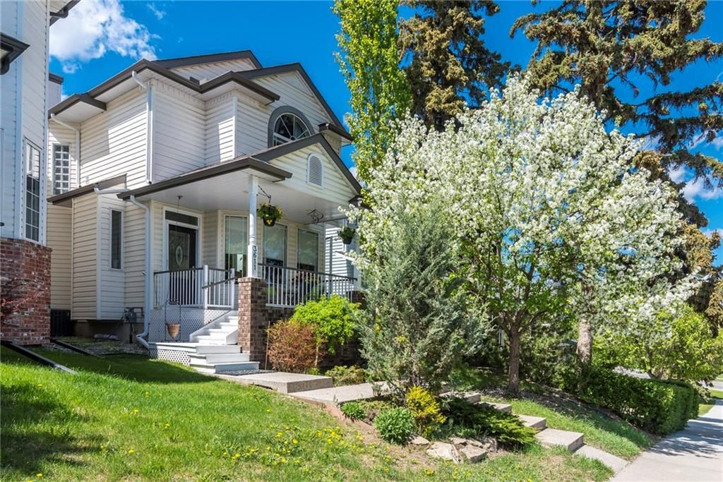 Main Photo: 3611 1 Street SW in Calgary: Parkhill House for sale : MLS®# C4178402