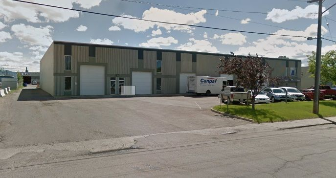 Main Photo: 4629 92 Avenue in Edmonton: Zone 42 Industrial for lease : MLS®# E4129345