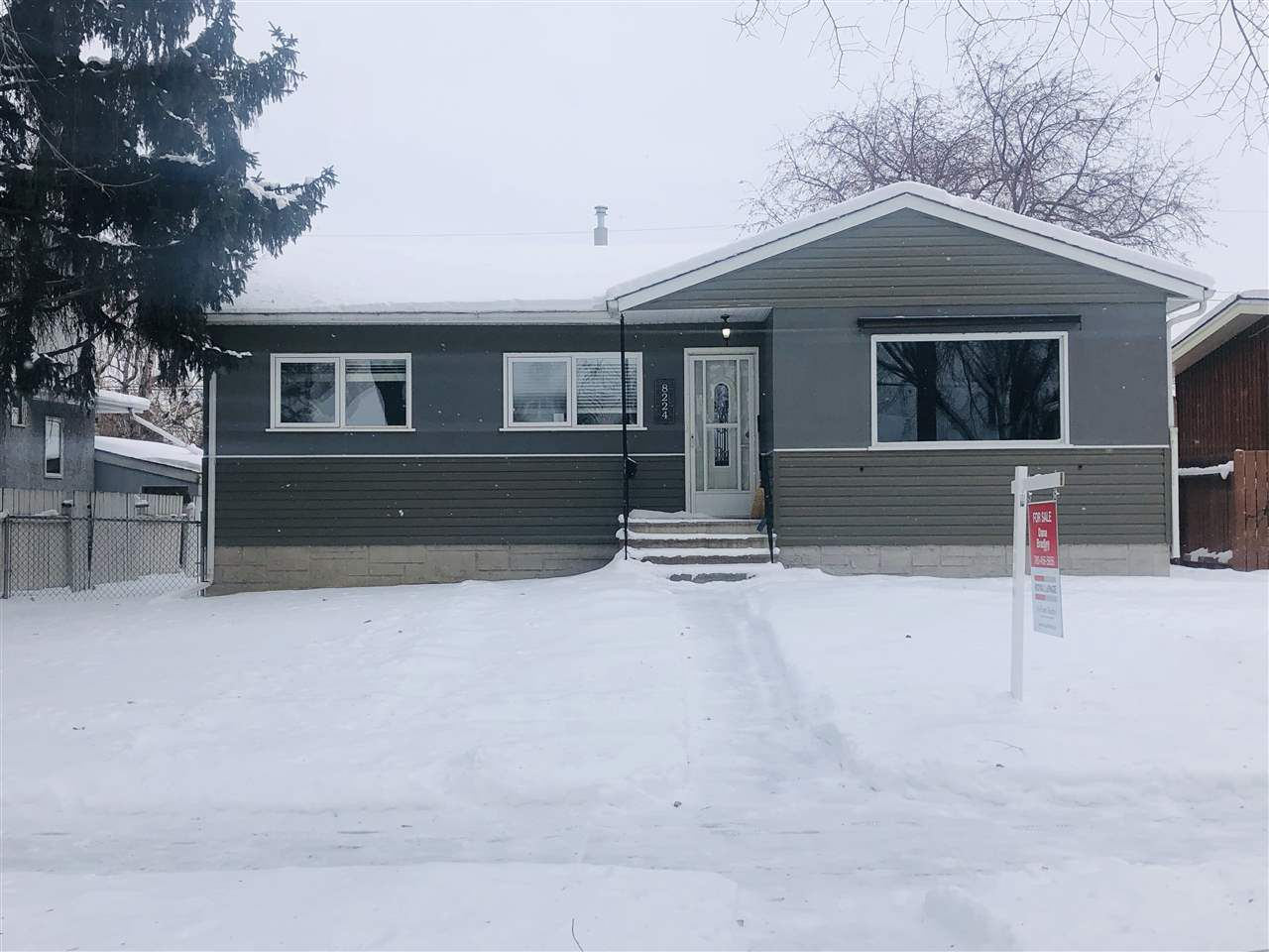 Main Photo: 8224 93A Avenue NW in Edmonton: Zone 18 House for sale : MLS®# E4133256