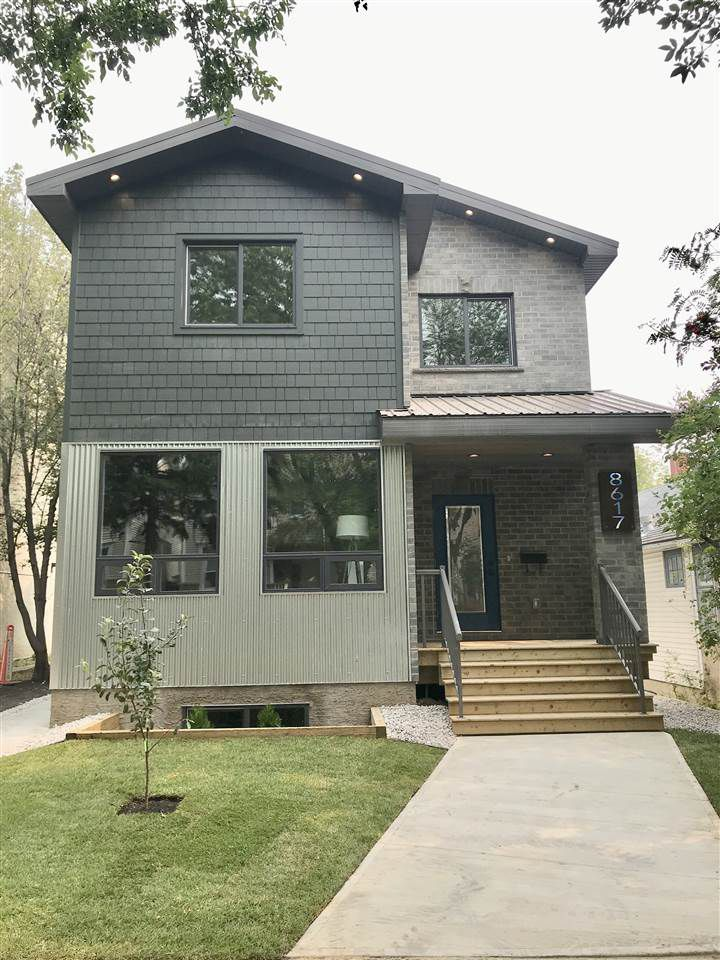 Main Photo: 8617 108A Street in Edmonton: Zone 15 House for sale : MLS®# E4134742