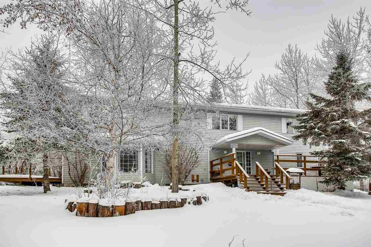 Main Photo: 8 2320 TWP RD 540: Rural Lac Ste. Anne County House for sale : MLS®# E4140572