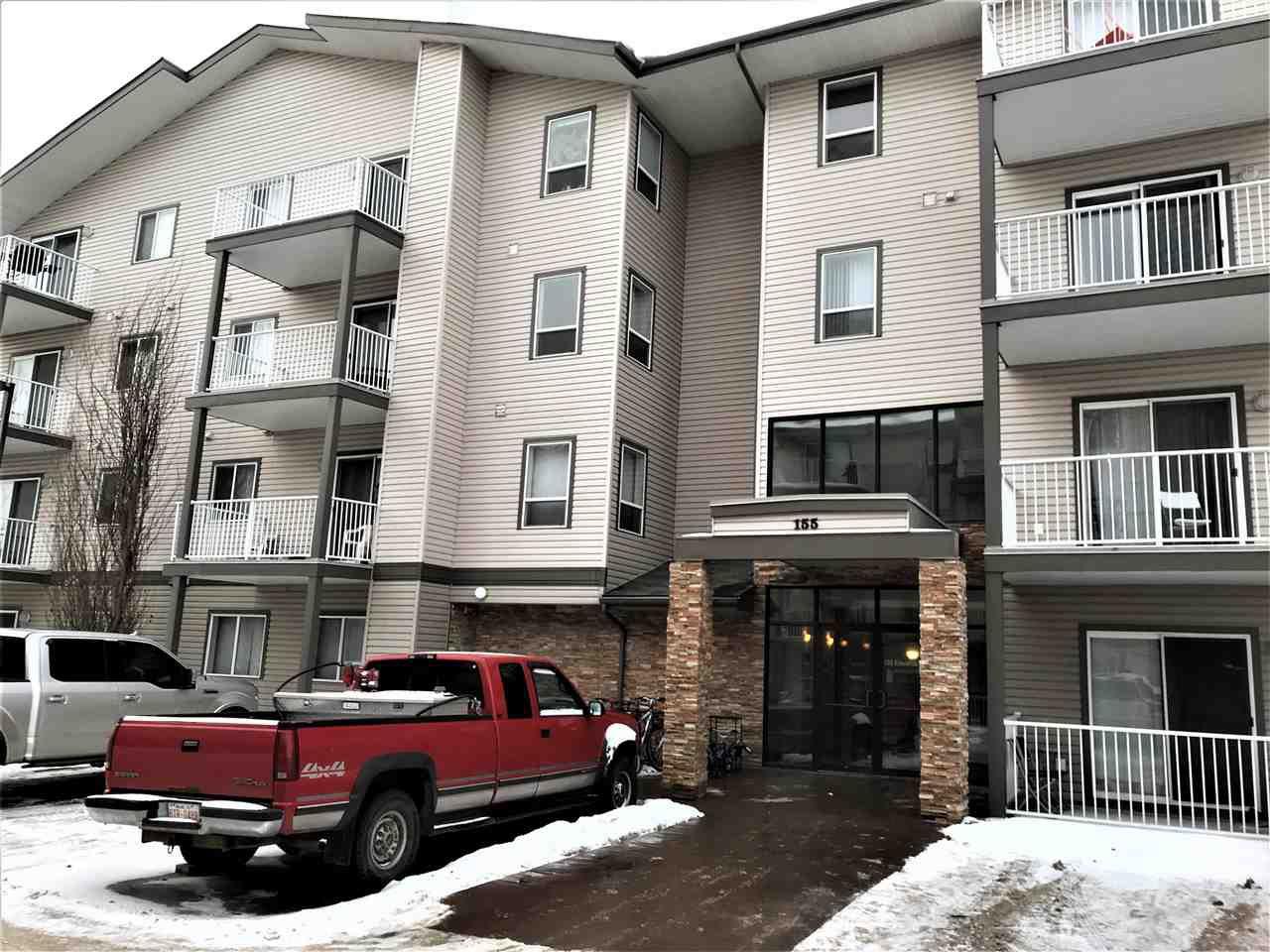 Main Photo: 118 155 EDWARDS Drive in Edmonton: Zone 53 Condo for sale : MLS®# E4141814
