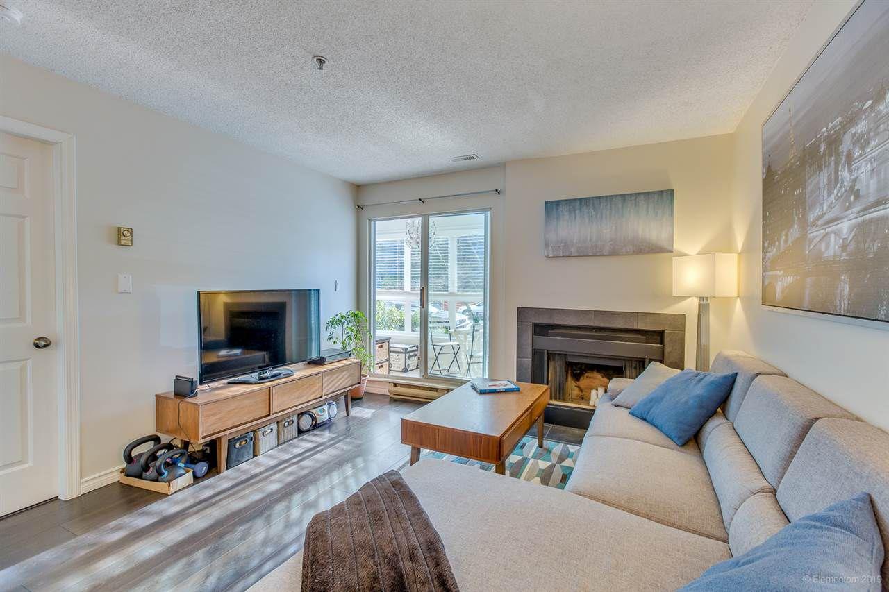 Main Photo: 203 555 E 8TH Avenue in Vancouver: Mount Pleasant VE Condo for sale (Vancouver East)  : MLS®# R2336157