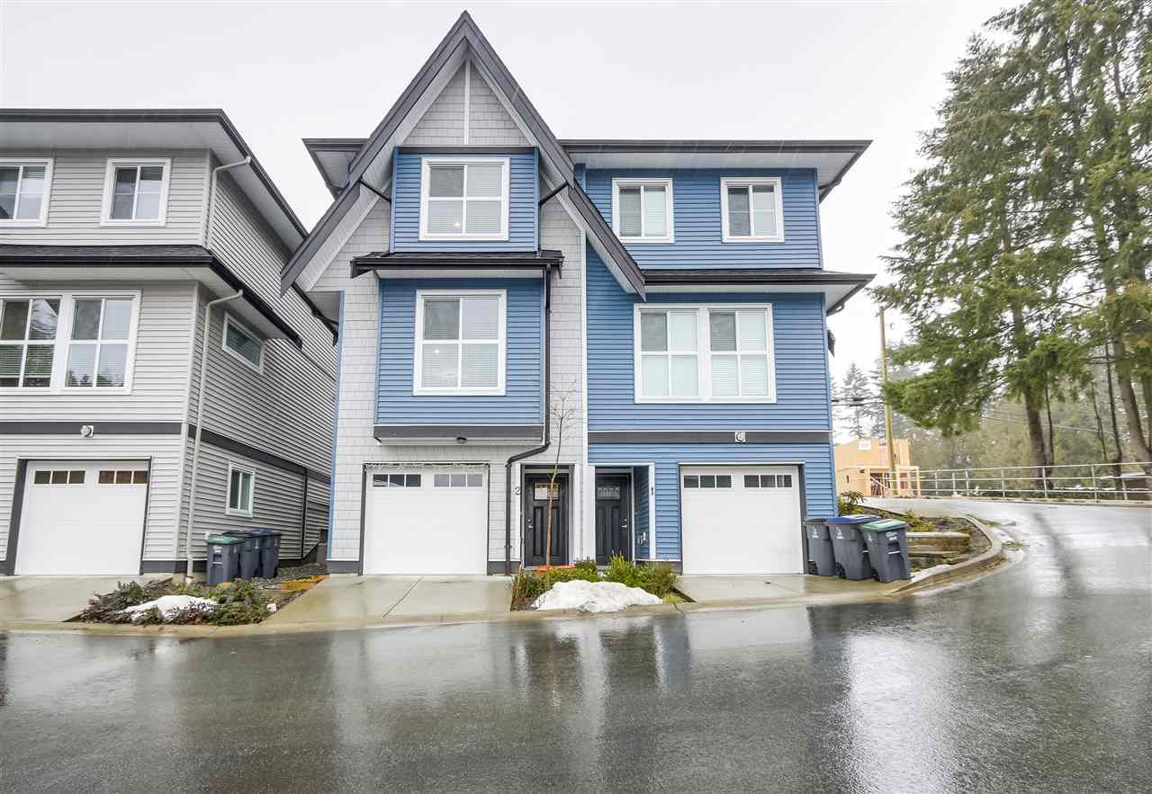 """Main Photo: 2 14450 68 Avenue in Surrey: East Newton Townhouse for sale in """"Spring Heights"""" : MLS®# R2344479"""