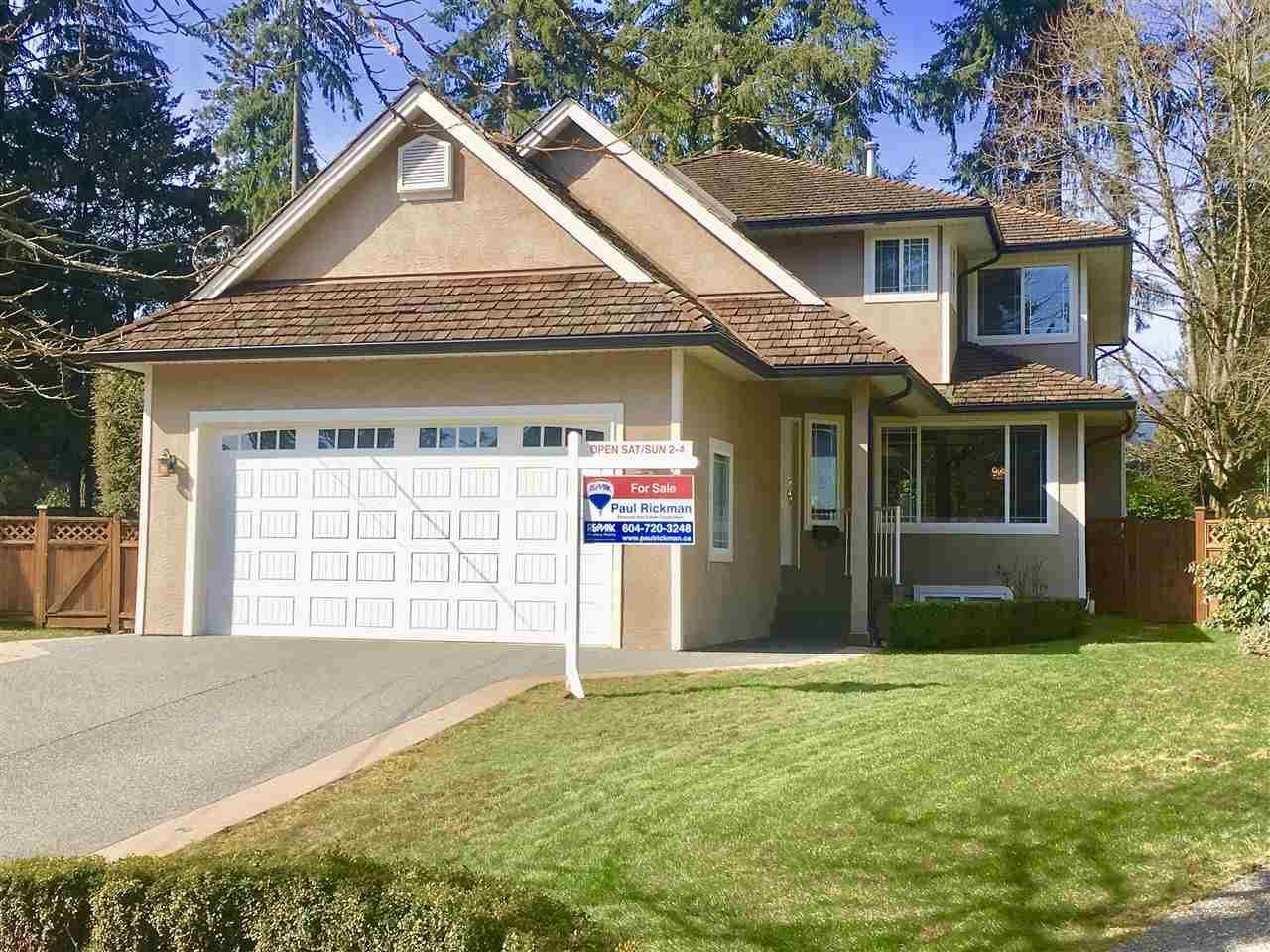 "Main Photo: 2534 BRONTE Drive in North Vancouver: Blueridge NV House for sale in ""Blueridge"" : MLS®# R2348009"