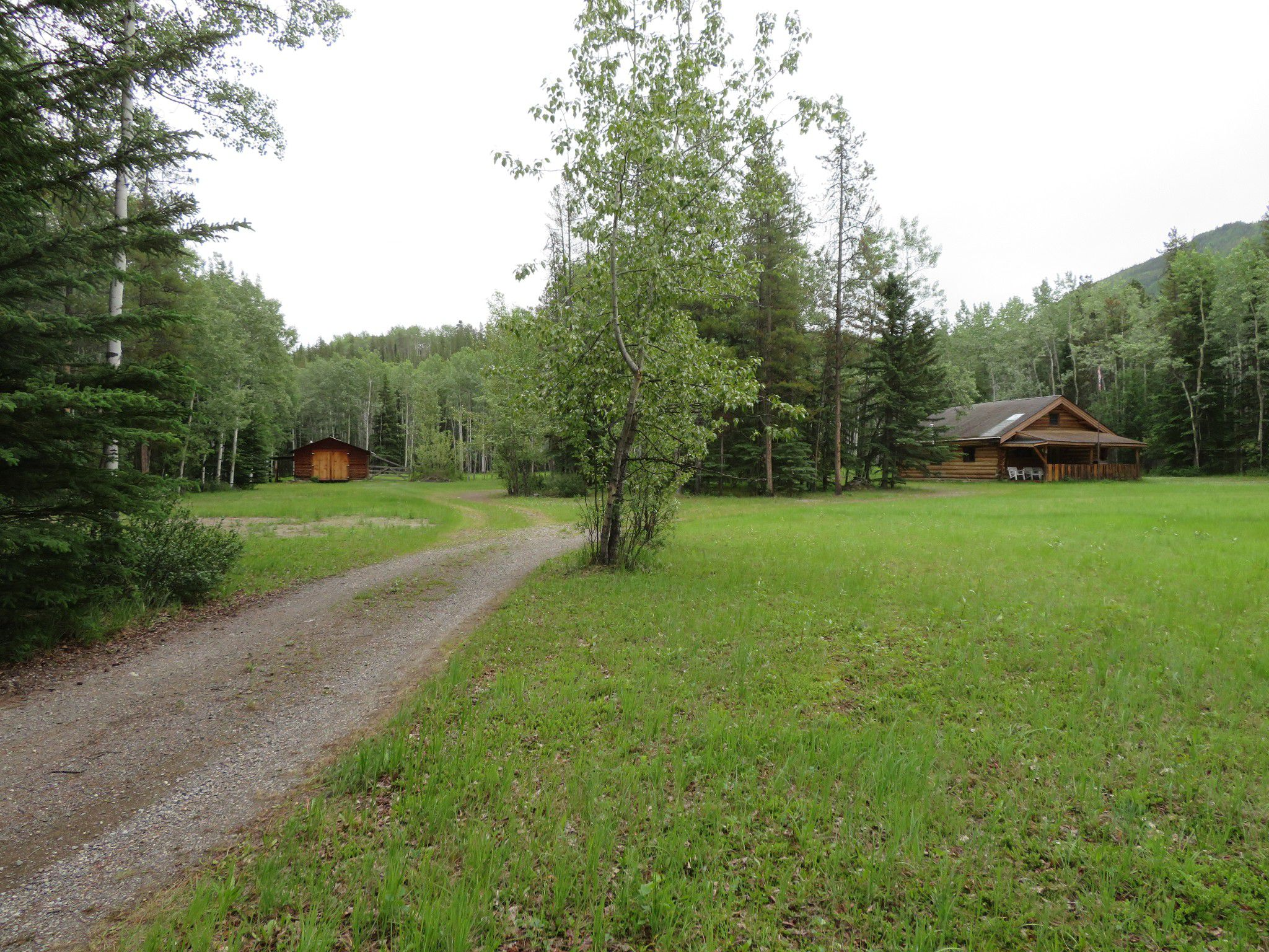 LOT 12 TOAD MOUNTAIN Road in Fort Nelson: Fort Nelson - Remote House