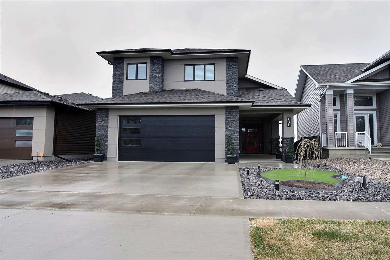 Main Photo: 441 MEADOWVIEW Drive: Fort Saskatchewan House for sale : MLS®# E4156142