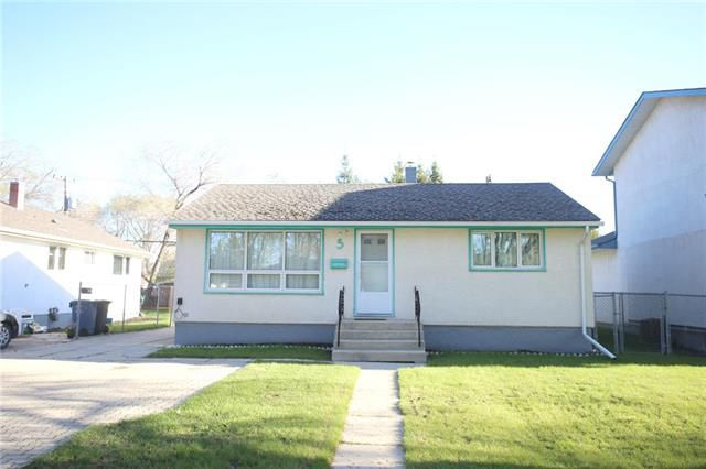 Main Photo: 5 Fontaine Crescent in Winnipeg: Windsor Park Residential for sale (2G)  : MLS®# 1912633