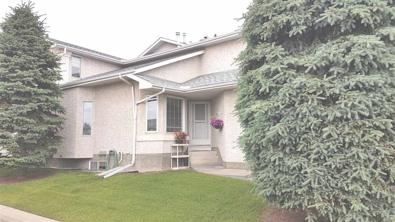 Main Photo: 6576 158 Avenue in Edmonton: Zone 03 House Half Duplex for sale : MLS®# E4163943
