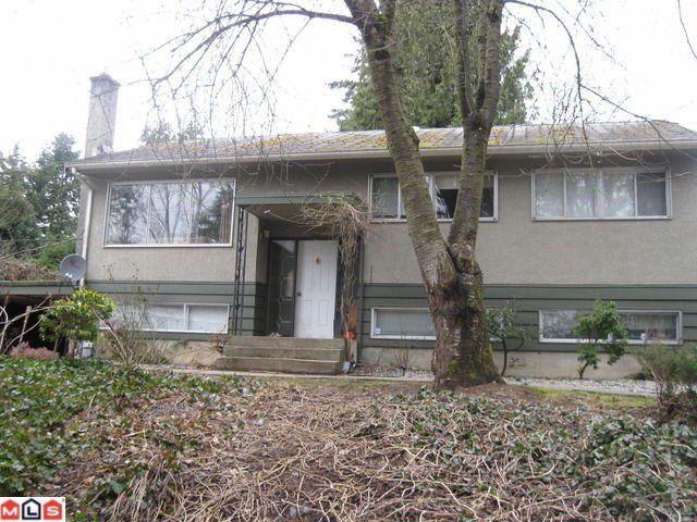 Main Photo: 17111 80TH Avenue in Surrey: Fleetwood Tynehead House for sale : MLS®# F1105695