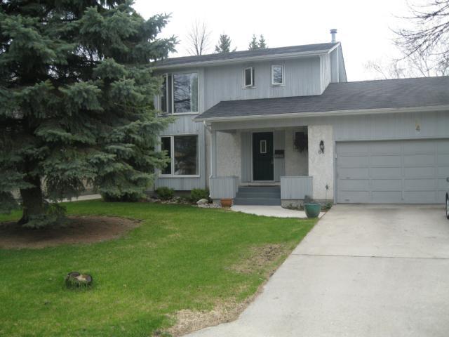 Main Photo: 64 PINEHURST Crescent in WINNIPEG: Westwood / Crestview Residential for sale (West Winnipeg)  : MLS®# 1108841