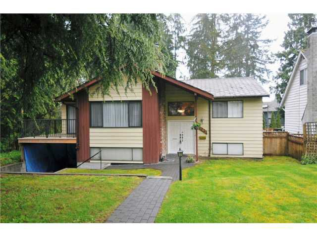 Main Photo: 1842 LINCOLN Avenue in Port Coquitlam: Glenwood PQ House for sale : MLS®# V888413