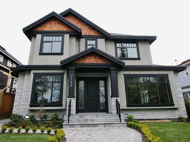 Main Photo: 7168 MAPLE Street in Vancouver: S.W. Marine House for sale (Vancouver West)  : MLS®# V913980