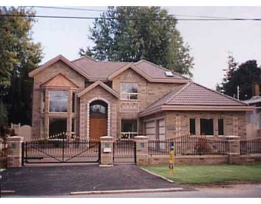 Main Photo: 5680 LUDLOW RD in Richmond: Granville House for sale : MLS®# V531662