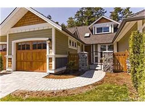 Main Photo: 16 10520 McDonald Park Road in NORTH SAANICH: NS Sandown Townhouse for sale (North Saanich)  : MLS®# 263845
