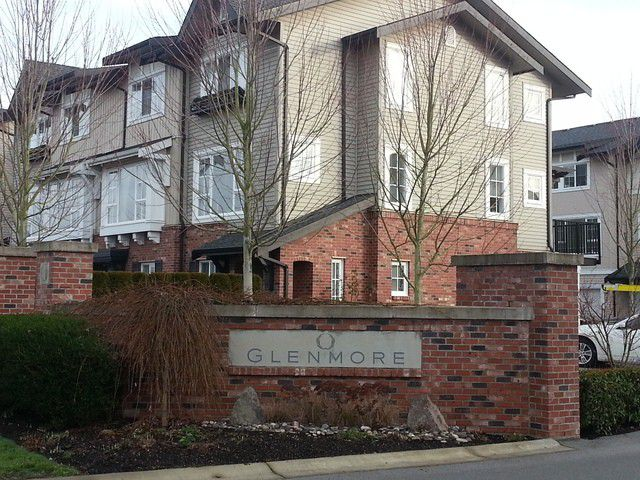 """Main Photo: 150 2450 161A Street in Surrey: Grandview Surrey Townhouse for sale in """"Glenmore"""" (South Surrey White Rock)  : MLS®# F1400763"""