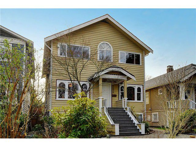 "Main Photo: 3590 W 23RD Avenue in Vancouver: Dunbar House for sale in ""DUNBAR"" (Vancouver West)  : MLS®# V1052635"