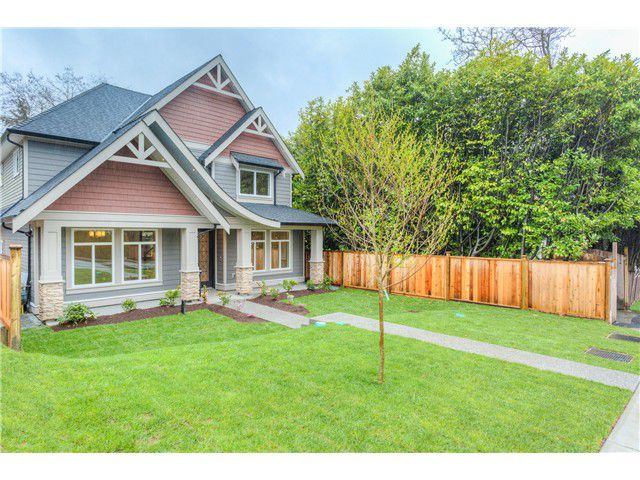 Main Photo: 317 BLUE MOUNTAIN Street in Coquitlam: Maillardville House for sale : MLS®# V1059713