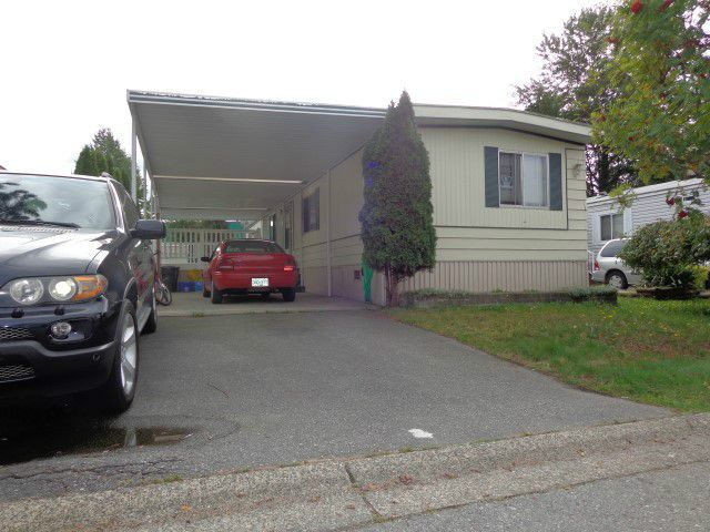 "Main Photo: 138 145 KING EDWARD Street in Coquitlam: Maillardville Manufactured Home for sale in ""MILL CREEK VILLAGE"" : MLS®# V1088350"