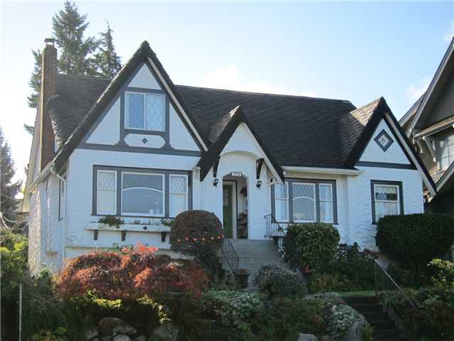 Main Photo: 2726 W 30TH Avenue in Vancouver: MacKenzie Heights House for sale (Vancouver West)  : MLS®# V1093227
