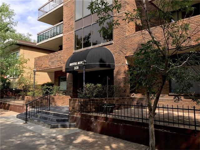 Main Photo: 202 1020 14 Avenue SW in Calgary: Connaught Condo for sale : MLS®# C4025310