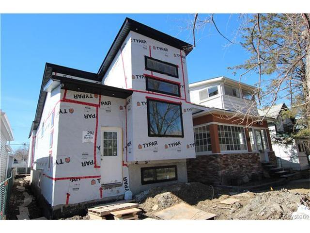 *Under construction* Very modern design with an abundance of windows.
