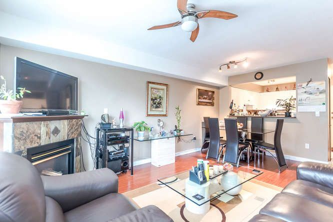 "Main Photo: 309 14377 103 Avenue in Surrey: Whalley Condo for sale in ""Claridge Court"" (North Surrey)  : MLS®# R2159914"
