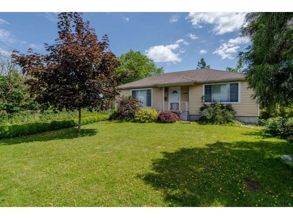 Main Photo: 9488 FLETCHER STREET in Chilliwack: Chilliwack N Yale-Well House for sale : MLS®# R2175288