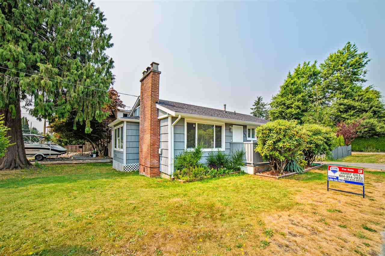 "Main Photo: 7649 STAVE LAKE Street in Mission: Mission BC House for sale in ""HERITAGE PARK/8TH AVE."" : MLS®# R2193893"
