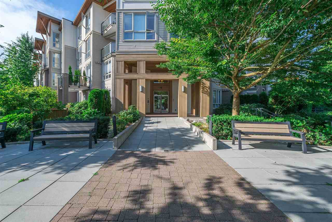"Main Photo: 410 15988 26 Avenue in Surrey: Grandview Surrey Condo for sale in ""THE MORGAN"" (South Surrey White Rock)  : MLS®# R2206639"