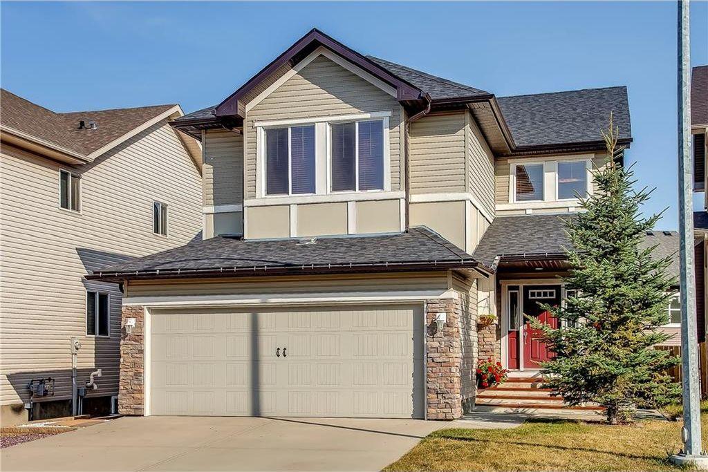 Main Photo: 14 SILVERADO SKIES Crescent SW in Calgary: Silverado House for sale : MLS®# C4140559