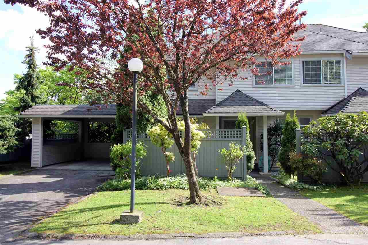 Main Photo: 37 1216 JOHNSON STREET in : Scott Creek Townhouse for sale : MLS®# R2167306