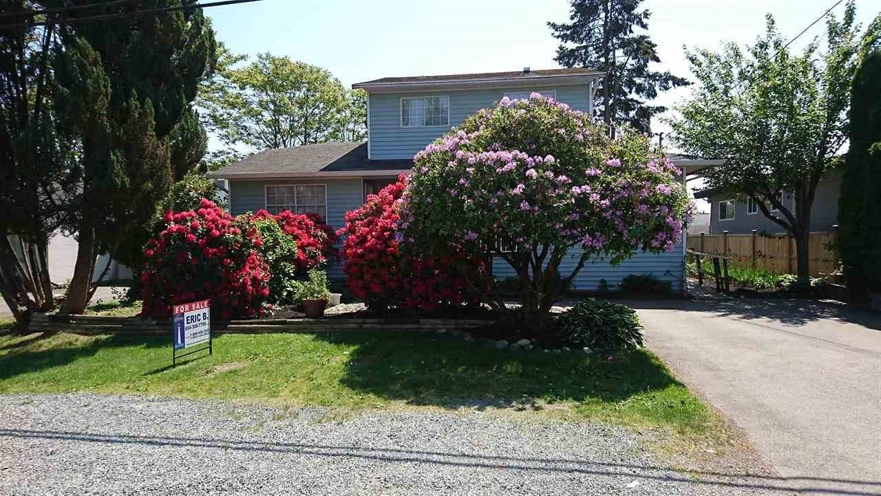 """Main Photo: 32032 PINEVIEW Street in Abbotsford: Abbotsford West House for sale in """"Clearbrook Waterworks"""" : MLS®# R2244069"""
